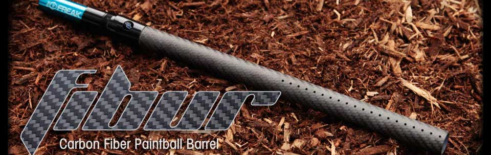 Fibur CF Paintball Barrel